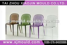 2012 New Design plastic household chair injection mold