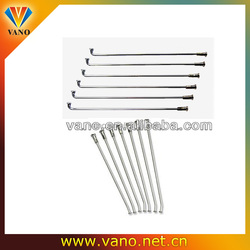 8g 9g 10g 11g 12g 13g 14g Motorcycle Spokes and Nipples