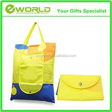 Eco-Friendly Logo Print Cheap Foldable Non-Woven Shopping Bag