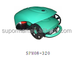 Cordless lawn mower, 3 options of blades,easy installation, easy operation