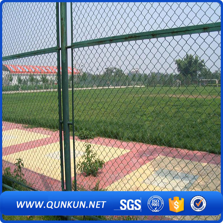 Galvanized chain link fence lowes fences