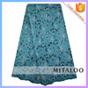 Mitaloo MOG0203 New Coming Design Organza Embroidery Fabeic Organza Lace Fabric For Wholesale