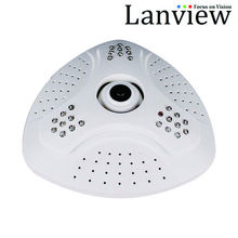 Wifi 1.3 Megapixel 360 Degrees Panoramic Onvif IP Camera