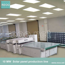 Solar panel production line ( Turn key, high efficient, lower investment. quality warranty )