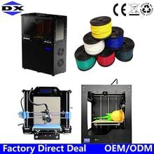 best selling factory direct deal Digital Printers DLP SLA FDM large size ABS PLA 12V DIY 3D Printer China