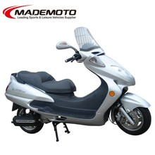 250cc 4 Stroke 2 wheel Petrol Powered Motor Scooter For Sale
