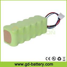 Shenzhen sostituire 14,4v cordless aspirapolvere batteria per mamirobot sevian k5 3.0ah