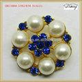 personalizado dec10044 perla diamante azul todos los tipos de botones