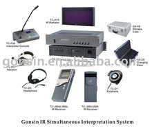 Conference Infrared Simultaneous Interpretation System (TC-906)