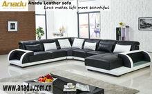 Modern white sectional designs for living room sofa