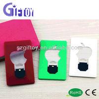 Card LED light bookmarks customs for kids