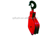PULLEY BLOCK SINGLE SHEAVE WITH HOOK/PULLEY BLOCK