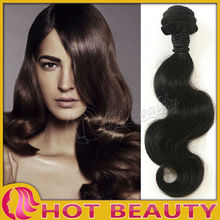 Beautiful hot fusion hair extension