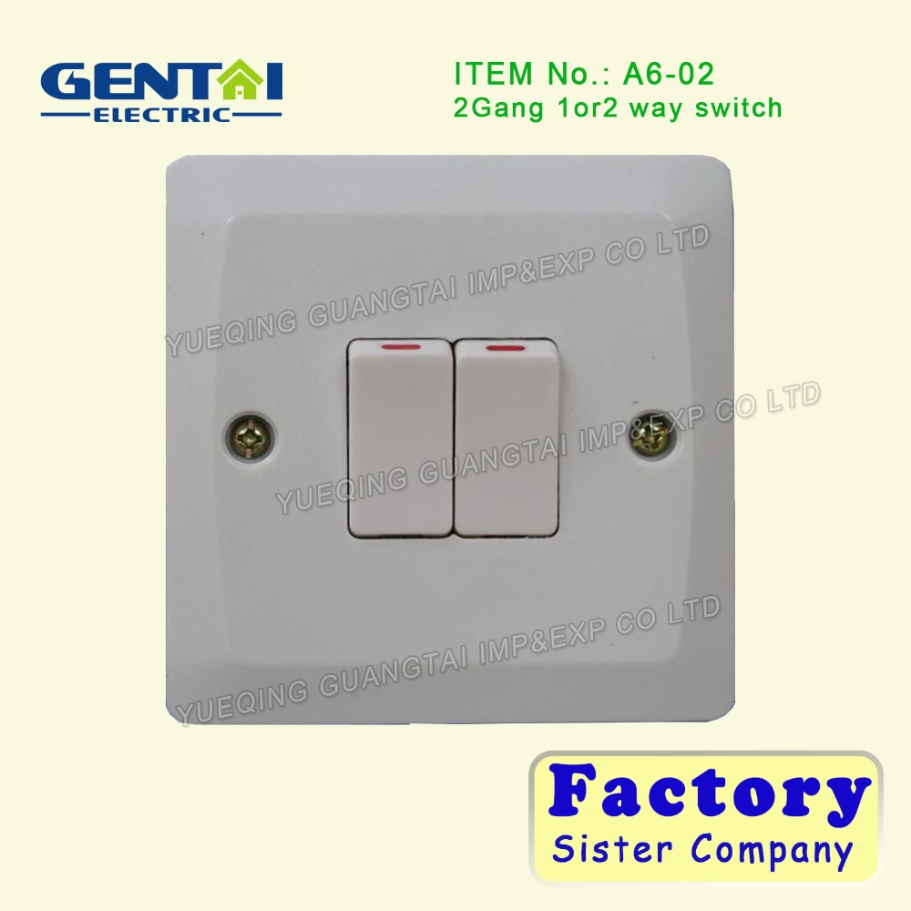 High Quality Cheaper Bakelite Wall Switch English Standard 3gang ...