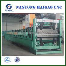 HG-770+840B Double Layer CNC color steel plate roll forming machine/ metal roofing/roofing tile