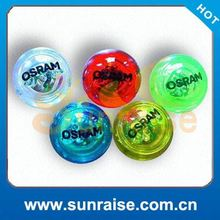 hot selling promotional 2013 vending machine rubber bouncing ball wholesale
