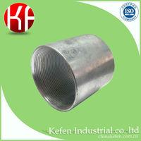 """1/2"""" galvanized metal steel rigid imc coupling"""