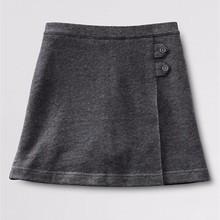 WS908 Cotton Mini Girls Skorts School Uniform Manufacturers in China