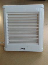 2015 small bathroom window plastic ventilation fan