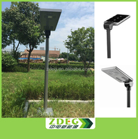 solar street light proposal for outdoor lighting project , solar ip camera with led street light