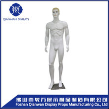 Plus size mannequin with european quality with hair