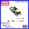 HLP-40H-30 40W Single Output Switching Meanwell PFC LED Drive Power Supply