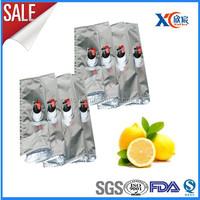 Buttterfly valve 1 galllon plasitc juice bags/bag in box