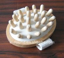 Wooden Body Massage Brushes