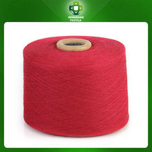 sock 100% spun polyester yarn china supplier