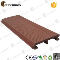 Recycled material weather resistance exterior wpc wall panel cladding