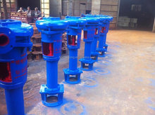 Simple structure submersible PNL series slurry water pump