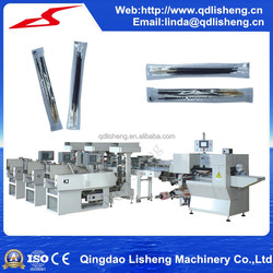Automatic India Incense Sticks Packing Machine with three weighers