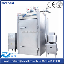 electric heating smokehouse oven