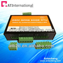 2013 new arrival Led controller gprs gsm sms q26 rtu controller for remoting monitoring device