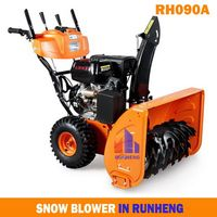 Cheap 11HP Gasoline Snow Plow For Snow Cleaning
