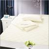 100% polyester solid quilt blanket