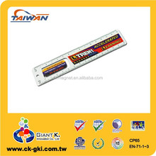 Factory Price Colored scale bookmark plastic ruler 15cm