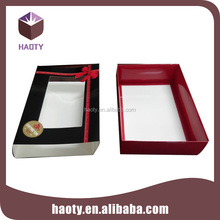 Guangdong factory customized paper Box Drawer Box cardboard box and sleeve