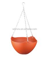 Hanging Basket 7015 Flower Pot , terracotta
