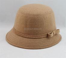 big brim fedora hat/trilby cap/fascinator