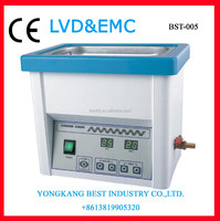 CE Approved Digital Heated Ultrasonic Cleaner