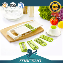 Wholesale New Design Multi-functional Plastic Vegetable Grater