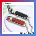 1-64 gb de cuero usb flash drive de memoria usb2.0 stick jump drive