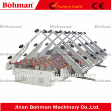 Single or Double Side Working Position China Glass Loading Machinery