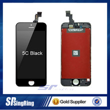 Lcd Display For iphone 5c,Mobile Phone Spare Parts Lcd Touch Screen for iphone 5c Digitizer Assembly For iphone 5c