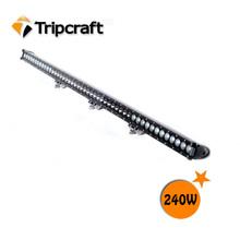 High power! 240W OFFROAD LED LIGHT BAR 10-30 DC mini cooper offroad Led Light Bar CE&ROHS&IP67