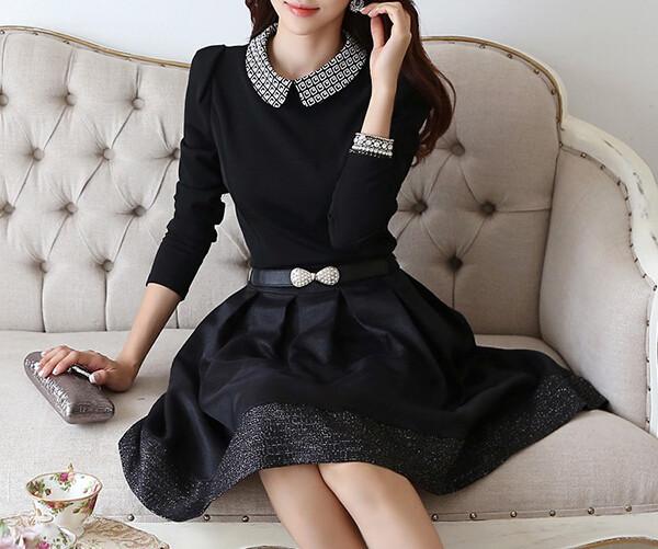 WQL1582 autumn dress 8