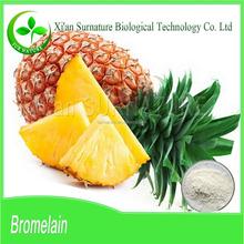 High quality bromelain weight loss/liquid bromelain/bromelain enzyme