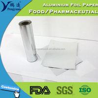 Medical Use PE Laminated Aluminium Foil Paper for Medical Packing
