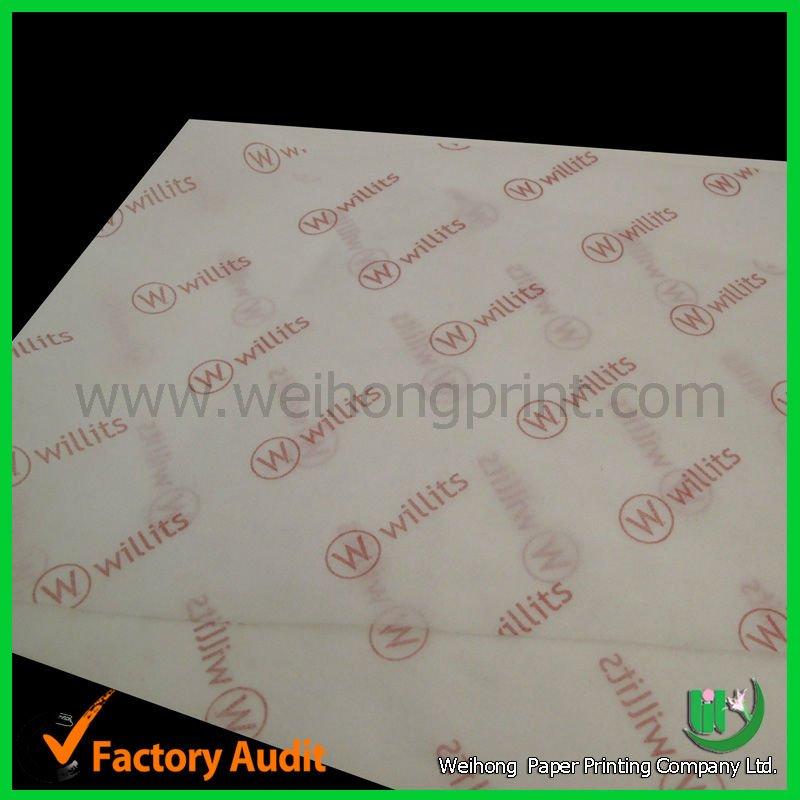 Buy cheap tissue paper printing